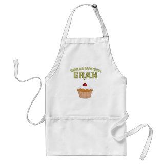 World's Greatest Gran! Apron