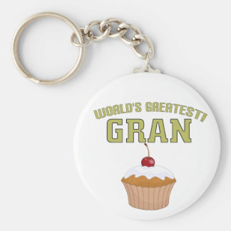 World's Greatest Gran! Key Chains