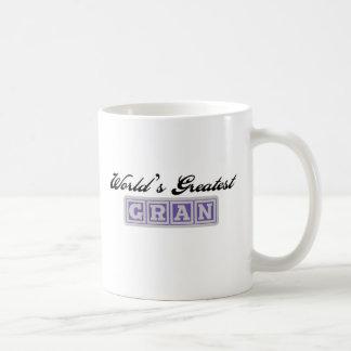World's Greatest Gran Mugs