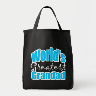 Worlds Greatest Grandad Bag