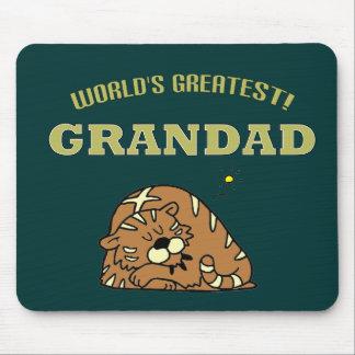 World's Greatest Grandad! Mouse Pad