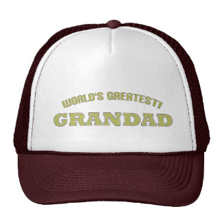 World's Greatest Grandad! Trucker Hat