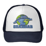 World's Greatest Grandad Trucker Hat
