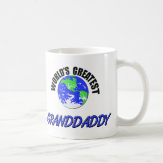 World's Greatest Granddaddy Coffee Mug