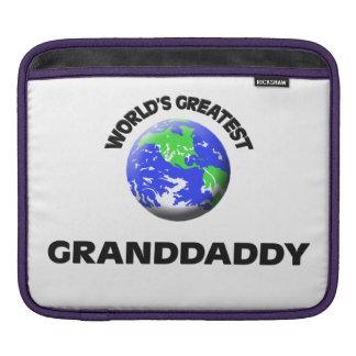 World's Greatest Granddaddy iPad Sleeves