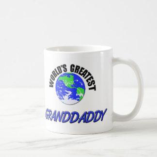 World's Greatest Granddaddy Classic White Coffee Mug
