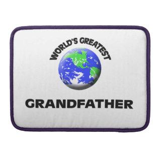 World's Greatest Grandfather MacBook Pro Sleeve