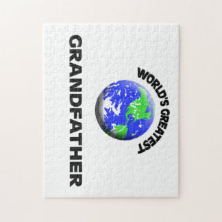 World's Greatest Grandfather Puzzle