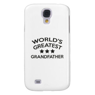 World's Greatest Grandfather Samsung Galaxy S4 Cover