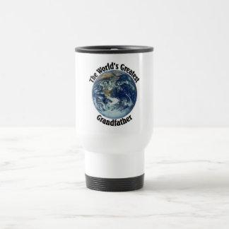 World's Greatest Grandfather Travel Mug