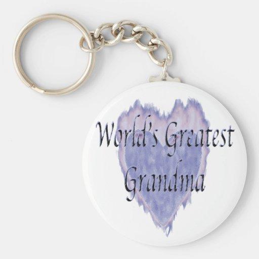 worlds.greatest.grandma llaveros