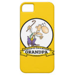 WORLDS GREATEST GRANDPA CARTOON iPhone 5 COVER