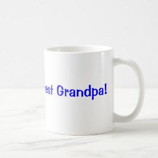 World's Greatest Grandpa! Classic White Coffee Mug