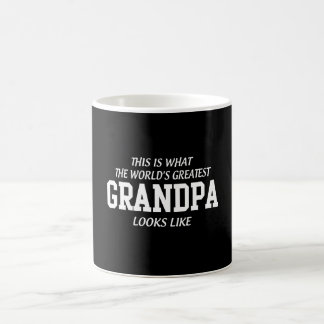 World's Greatest Grandpa Coffee Mug