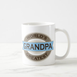 Worlds Greatest Grandpa Coffee Mug