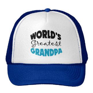 Worlds Greatest Grandpa Hat