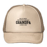 World's Greatest Grandpa Mesh Hats