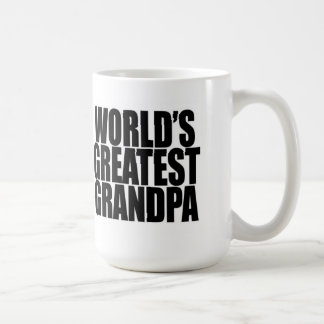 World's Greatest Grandpa Mug