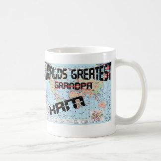 Worlds Greatest Grandpa PERSONAILZE Coffee Mug