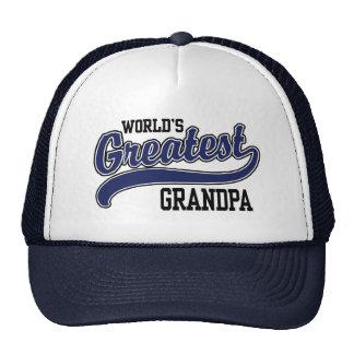 World's Greatest Grandpa Trucker Hat