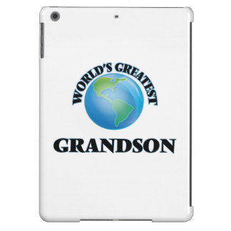 World's Greatest Grandson iPad Air Covers