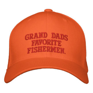 Worlds Greatest Grandson Embroidered Baseball Hat