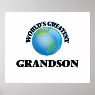 World's Greatest Grandson Poster