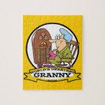 WORLDS GREATEST GRANNY CARTOON PUZZLES