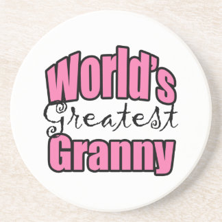 Worlds Greatest Granny Coasters