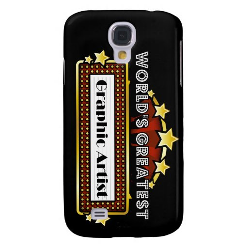 World's Greatest Graphic Artist Galaxy S4 Cases