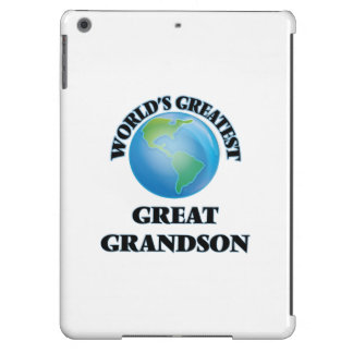 World's Greatest Great Grandson iPad Air Case
