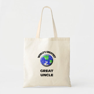 World's Greatest Great Uncle Bags
