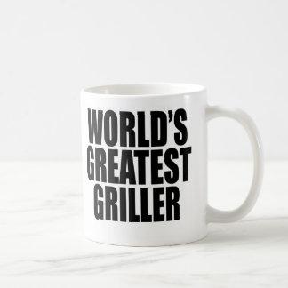 World's Greatest Griller Coffee Mug