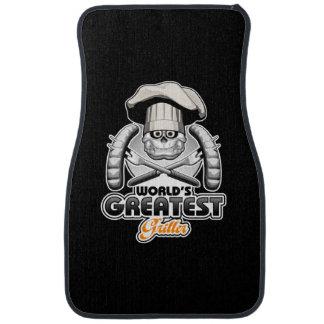 World's Greatest Griller v2 Floor Mat