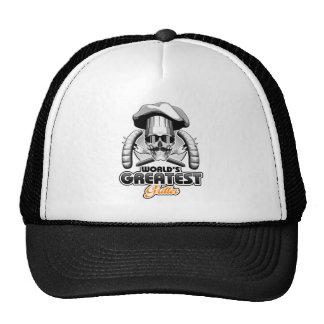 World's Greatest Griller v4 Trucker Hat