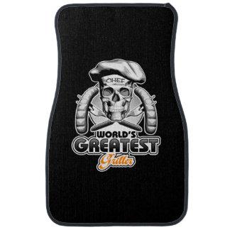 World's Greatest Griller v5 Floor Mat