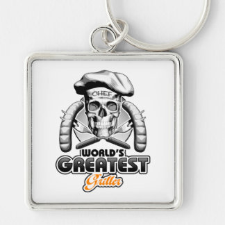 World's Greatest Griller v5 Keychain