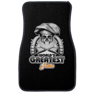 World's Greatest Griller v6 Floor Mat