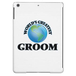 World's Greatest Groom iPad Air Case