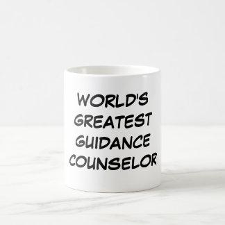 """""""World's Greatest Guidance Counselor"""" Mug"""