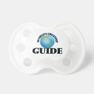 World's Greatest Guide Baby Pacifiers