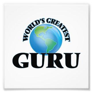 World's Greatest Guru Photograph