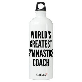 Worlds Greatest Gymnastics Coach SIGG Traveler 1.0L Water Bottle