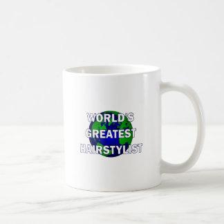 World's Greatest Hairstylist Coffee Mugs