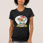 WORLDS GREATEST HAIRSTYLIST WOMEN CARTOON T-Shirt