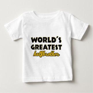 World's greatest half-brother tshirts