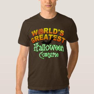 World's Greatest Halloween Costume T-Shirt
