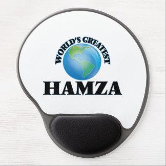 World's Greatest Hamza Gel Mousepads
