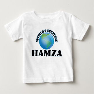 World's Greatest Hamza Infant T-shirt