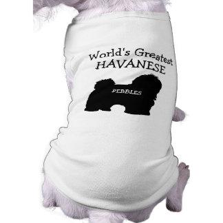 Worlds Greatest Havanese Shirt